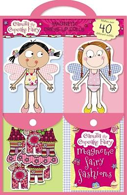 Picture of Camilla the Cupcake Fairy Magnetic Dress Up
