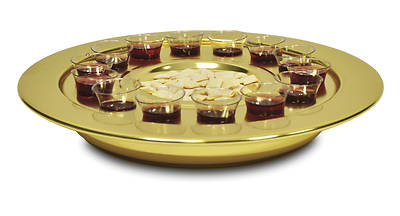Miniature Whole Body Communion Tray