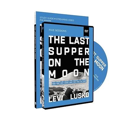 Picture of The Last Supper on the Moon Study Guide with DVD