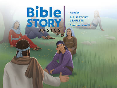 Picture of Bible Story Basics Reader Leaflets Summer 2020