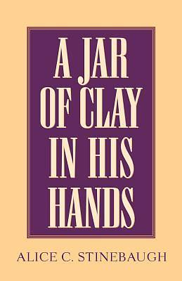Picture of A Jar of Clay in His Hands