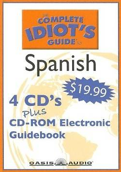 Spanish [With CDROM Electronic Guidebook]