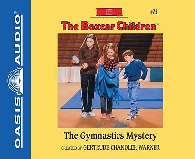 The Gymnastics Mystery (Library Edition)