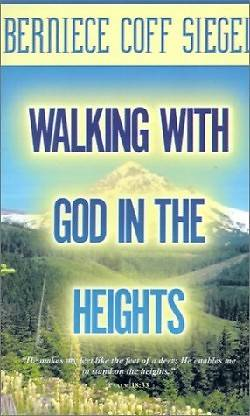 Picture of Walking with God in the Heights