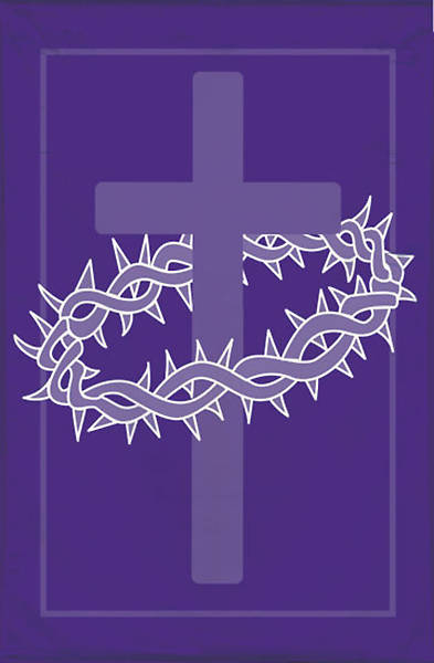 Crown of Thorns Easter Season Services Banner