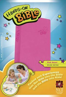 Picture of Hands On Bible NLT Pink