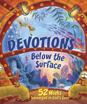 Picture of Devotions Below the Surface
