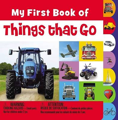 Picture of My First Book of Things That Go