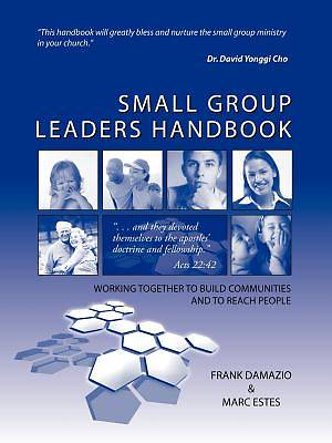 Small Group Leaders Handbook