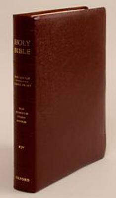 Picture of Bible KJV Scofield Study Large Print