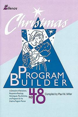 Christmas Program Builder No. 48