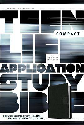 Teen Life Application Study Bible-NLT-Compact