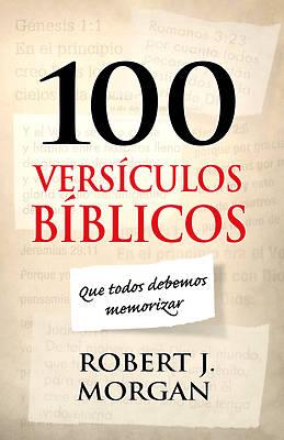 Picture of 100 Versos Biblicos Que Todos Debemos Memorizar