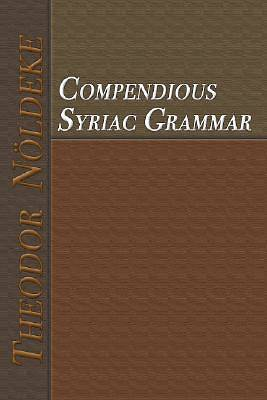 Picture of Compendious Syriac Grammar
