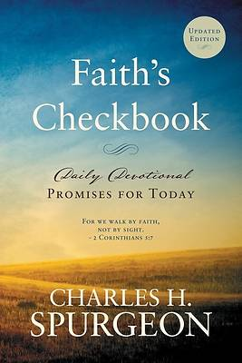 Picture of Faith's Checkbook