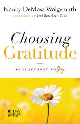 Picture of Choosing Gratitude