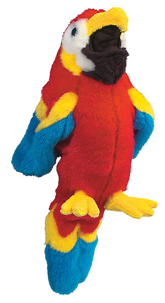 Gospel Light VBS 2014 SonTreasure Island Jacques the Parrot Puppet