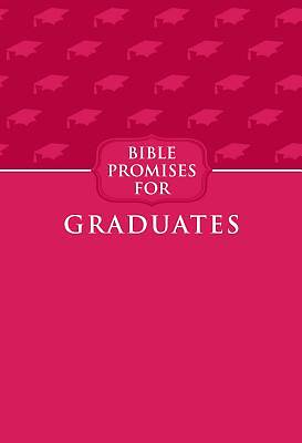Picture of Bible Promises for Graduates (Raspberry)