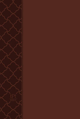 Picture of The Passion Translation New Testament (2020 Edition) Compact Brown
