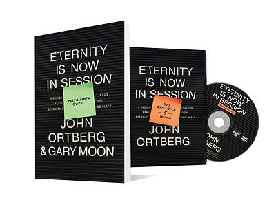 Eternity Is Now in Session Participants Guide with DVD