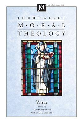 Picture of Journal of Moral Theology, Volume 3, Number 1