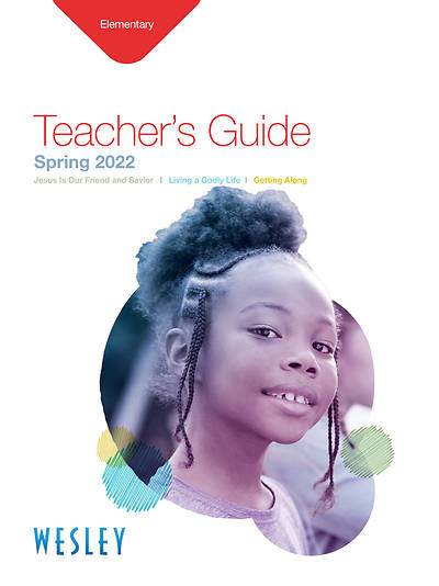 Picture of Wesley Elementary Teacher's Guide Spring