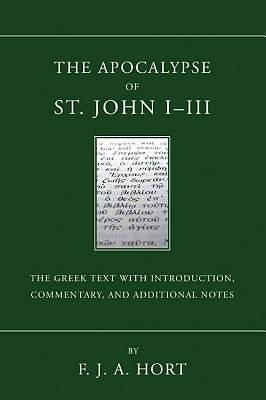 The Apocalypse of St. John I-III