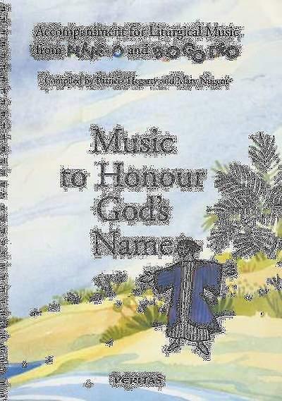 Picture of Music to Honour God's Name