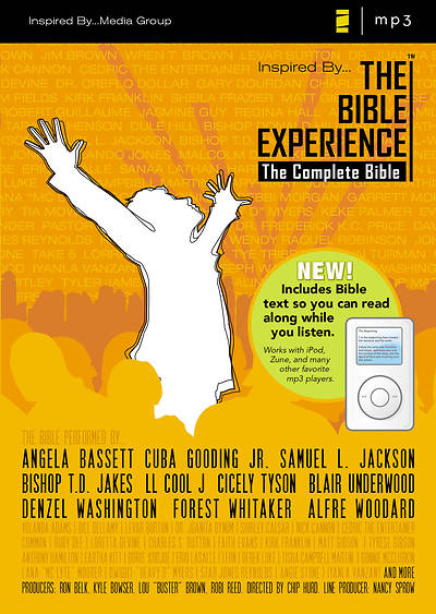 Inspired By...The Bible Experience: The Complete Bible MP3