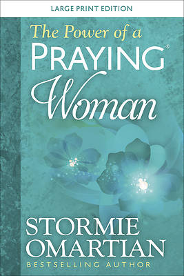 Picture of The Power of a Praying(r) Woman Large Print