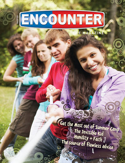 Picture of Encounter Jr High/Sr High Magazine PK5 Summer