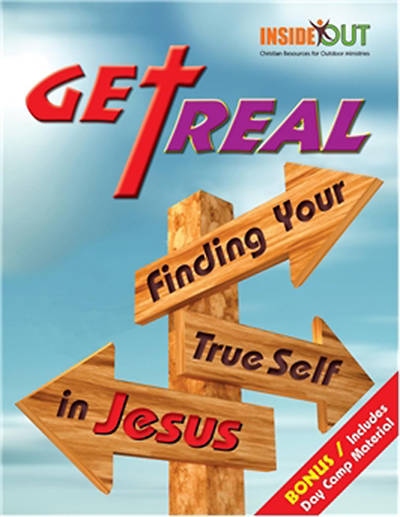 Get Real Outdoor Ministries 2014 DVD-ROM  Curriculum
