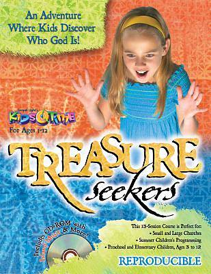 Gospel Light VBS 2014 SonTreasure Island Treasure Seekers KidsTime