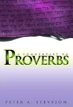 Picture of A Commentary on Proverbs