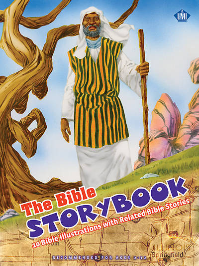 UMI VBS 2013 Jesus Family Reunion: The Remix Bible Storybook