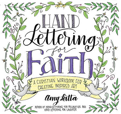 Picture of Hand Lettering for Faith