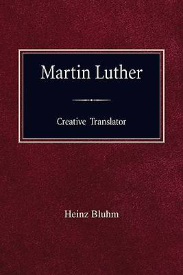 Picture of Martin Luther Creative Translator