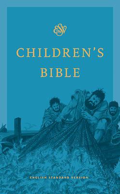 Picture of ESV Children's Bible (Blue)