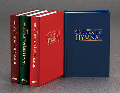 Picture of The Christian Life Hymnal Blue