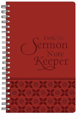 FaithNotes Sermon Note Keeper