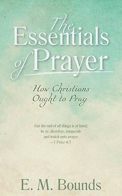 Picture of The Essentials of Prayer