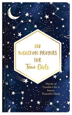 Picture of 200 Nighttime Prayers for Teen Girls