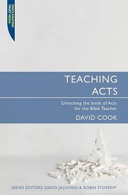 Picture of Teaching Acts