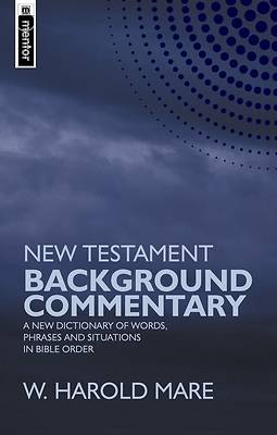 New Testament Background Commentary