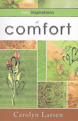 Daily Inspiritations of Comfort