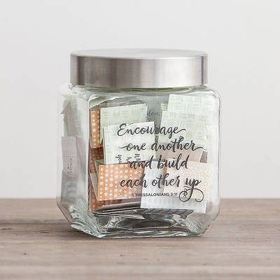Group Conversation Starter Jar