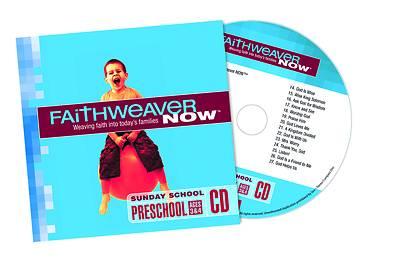 Picture of FaithWeaver NOW Preschool CD Summer 2021