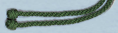 Picture of Green Rope Cincture, 4 Yards