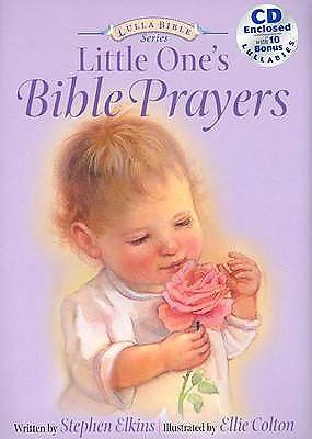 Little Ones Bible Prayers with CD (Audio)