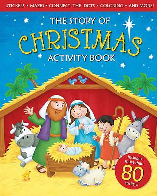 Picture of The Story of Christmas Activity Book